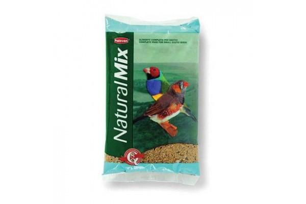 Padovan Naturalmix Esotici основной корм Падован для экзотических птиц, 1 кг