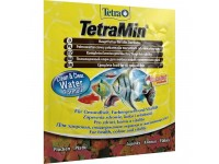 Корм для всех видов рыб Tetra Min, 12 г (хлопья)