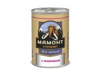 Мамонт Стандарт Телятина для щенков, 970 г