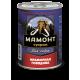 Мамонт Суприм Мраморная говядина для собак, 340 г