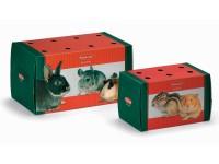 Padovan Trasportino Grande картонная переноска Падован для грызунов и птиц, 22,5х12,5х12,5 см
