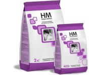 «Наша Марка» для взрослых кошек гипоаллергенный корм с ягнёнком и рисом, 0,4 кг
