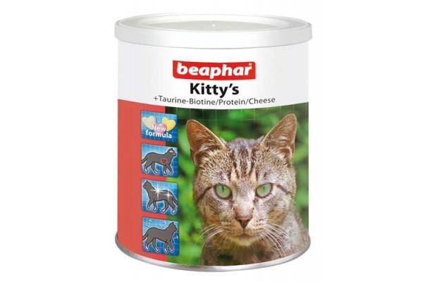 Витамины для кошек Beaphar Kitty's Mix, 750 табл.