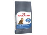 Сухой корм для взрослых кошек в целях профилактики избыточного веса Royal Canin Light Weight Care, 2 кг