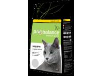 ProBalance Sensitive для кошек с чувствительным пищеварением, Курица и Рис, 1,8 кг