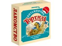 Лакомство для водяных черепах Тортила М Витаминчик с кальцием, 50 г