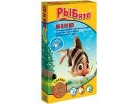 Хлопьевидный универсальный корм для всех видов рыб РЫБята Меню Хлопья, 10 г