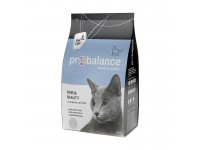 ProBalance HAIR&BEAUTY для взрослых кошек всех пород для красоты и здоровья шерсти и кожи, 400 г