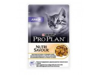 Pro Plan Junior Влажный корм для котят с курицей (желе), 85 г