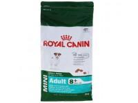 Корм для собак старше 8 лет Royal Canin Mini Adult 8+, 2 кг