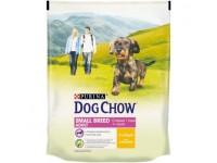 Dog Chow Small Breed Adult сухой корм для взрослых собак мелких пород с курицей, 800 г