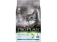 Pro Plan Sterilised Сухой корм для стерилизованных кошек с кроликом, 400 г