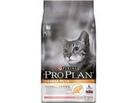 Pro Plan Derma Plus Сухой корм для кошек с чувствительной кожей с лососем, 1,5 кг