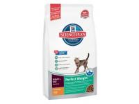 Hill's Science Plan Feline Adult Perfect Weight - корм для кошек идеальный вес, 1,5 кг (3673T)