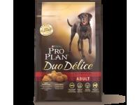 Pro Plan DUO Сухой корм для взрослых собак с говядиной и рисом, 10 кг