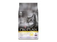 Pro Plan Light Сухой корм для кошек с избыточным весом с индейкой, 400 г