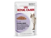 Влажный корм для стерилизованных кошек Sterilised (в соусе), 85 гр