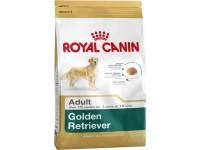 Корм для Голден ретриверов старше 15 месяцев Golden Retriever Adult, 12 кг
