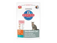 Hill's Science Plan Feline Young Adult Sterilised with Tuna - корм для стерилизованных кошек с 6 месяцев до 6 лет с тунцом, 3,5 кг (9355)