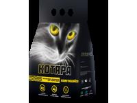 """Наполнитель """"Котяра"""" комкующийся, 5 кг"""