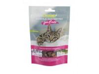 ТитБит Вяленые лакомства Кусочки легкого говяжьего для кошек, 40 г