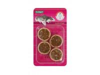 ТитБит Тарталетки с курагой и семечками (крыса) - Б2-M