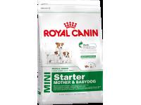 Корм для щенков до 2-х месяцев, беременных и кормящих сук Mini Starter, 3 кг
