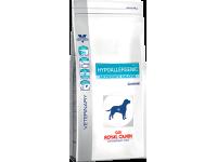 Диета для собак с пищевой аллергией или непереносимостью с умеренным количеством энергии Hypoallergenic Moderate Calorie, 7 кг