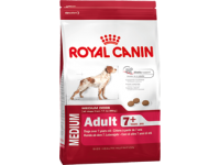 Корм для собак от 7 до 10 лет Medium Adult 7+, 4 кг