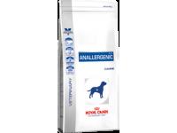 Диета для собак при пищевой аллергии или непереносимости с ярко выраженной гиперчувствительностью Anallergenic, 8 кг