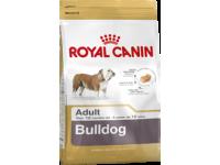 Корм для Английских бульдогов старше 12 месяцев Bulldog Adult, 3 кг