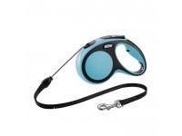Поводок-рулетка для собак до 12 кг, Flexi New Comfort cord S, 8 м