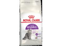 Сухой корм для кошек с чувствительной пищеварительной системой в возрасте с 1 до 7 лет Royal Canin Sensible 33, 0,4+0,16 кг
