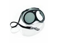 Поводок-рулетка для собак до 12 кг, Flexi New Comfort tape XS, 3 м