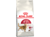 Сухой корм для кошек, бывающих на улице Royal Canin Fit 32, 0,4+0,16 кг