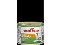 Влажный корм для взрослых собак (с 10 месяцев до 8 лет) для поддержания здоровья шерсти и кожи Royal Canin Beaty Adult, 195 гр