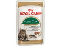 Влажный корм для кошек породы мейн-кун старше 15 месяцев Royal Canin Maine Coon Adult (в соусе), 85 гр (пауч)