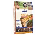 Корм для собак Бош Эдалт с лососем и картофелем, 3 кг