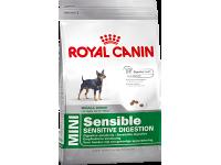 Корм для собак с чувствительным пищеварением Mini Sensible, 4 кг