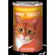 Прохвост консервы для кошек с курицей, 415 г