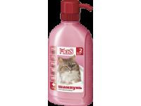 Ms. Kiss (М.Кисс) шампунь-кондиционер для длинношерстных кошек №2 Роскошная львица, 350 мл