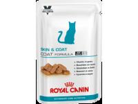 Влажный корм для кастрированных/стерилизованных котов и кошек с чувствительной кожей Skin Coat Formula, 100 гр