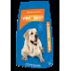 Прохвост для собак мясное ассорти, 13 кг