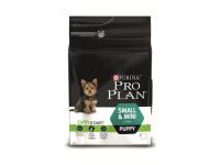 Pro Plan Small & Mini Puppy Сухой корм для щенков мелких пород с курицей и рисом, 700 г