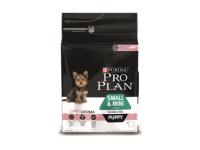 Pro Plan Small & Mini Puppy Sensitive Skin Сухой корм для щенков мелких пород с чувствительной кожей с лососем и рисом, 700 г