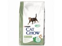 Cat Chow Special Care Sterilized сухой корм для кастрированных котов и стерилизованных кошек, 1,5 кг