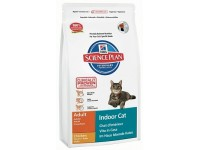 Hill's Science Plan Feline Adult Indoor Cat - корм для домашних кошек с курицей, 1,5 кг (7524EA)