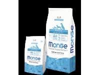 Monge Dog Speciality Hypoallergenic All Breeds гипоаллергенный корм для взрослых собак всех пород с лососем и тунцом, 2,5 кг