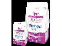 Monge Cat Adult корм для взрослых кошек с курицей и рисом, 1,5 кг