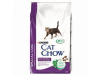 Cat Chow Special Care Hairball Control сухой корм для кошек для контроля образования комков шерсти, 1,5 кг